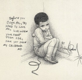Childhood © Michael Jackson