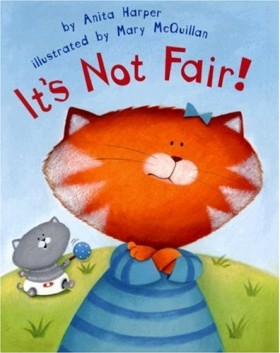 it's not faire by Mary McQuillan