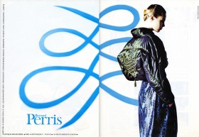 Bernard Perris advertising campaign 1989 photography Benjamin Kanarek