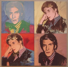 YSL by Andy Warhol 1974