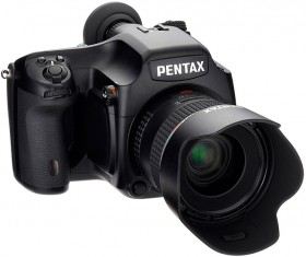 Pentx 645D Camera of the Year Japan