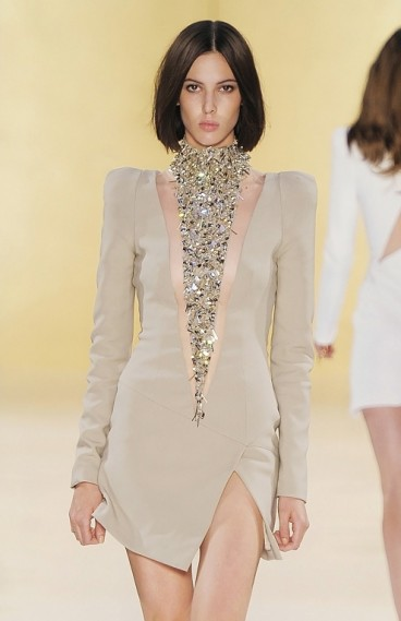 V for Vauthier on Ruby Aldridge