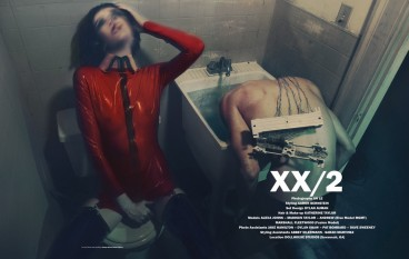 XX2 for Jimon magazine © An Le for Jimon magazine