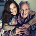 Angela and Ottavio Missoni Photo © Benjamin Kanarek