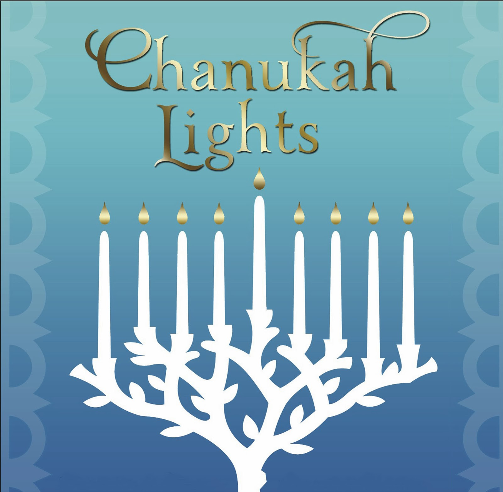Happy Hanukkah 2013 Greeting