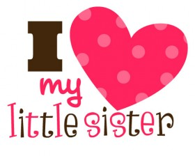 design-i-love-my-little-sister