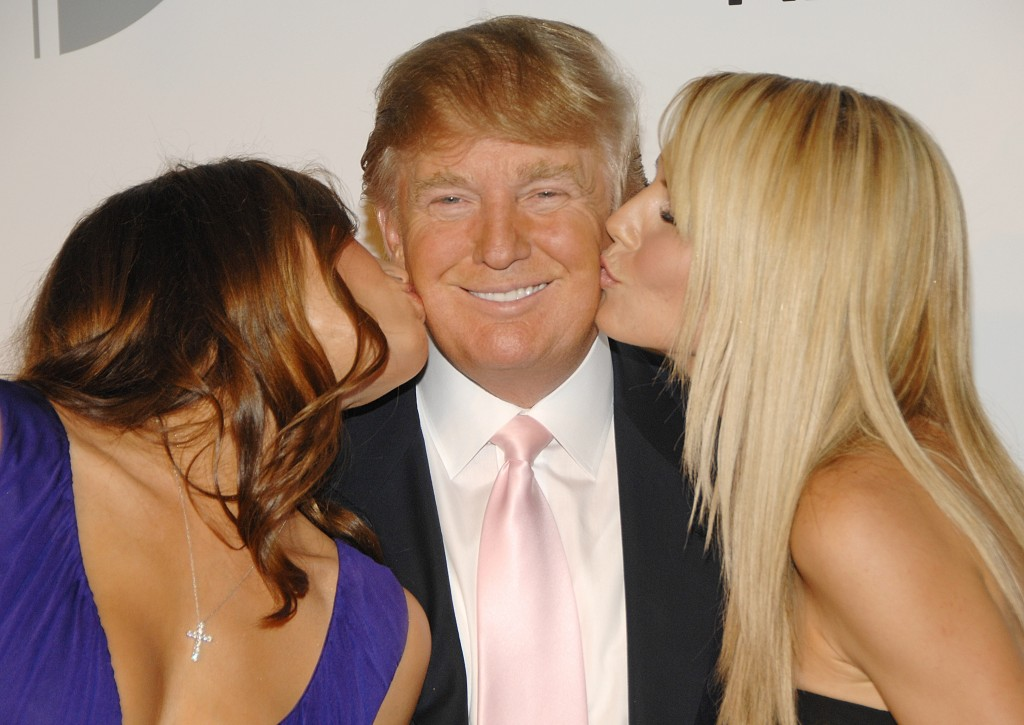 Boycott Trump Models