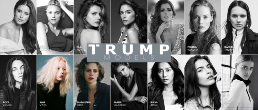 I am Boycotting Trump Models